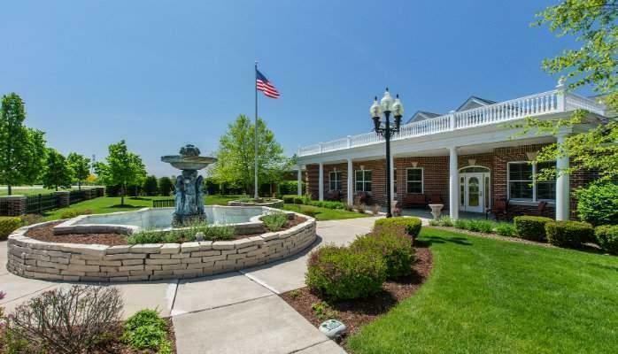 New Lenox Illinois >> The Cottages Of New Lenox New Lenox Livingpath